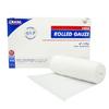 Dukal Fluff Dressing Cotton Gauze 2-Ply 4 x 5 Yd. Roll Sterile, 12/BG MON 32342008