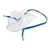 McKesson Aerosol Face Mask Elongated Adult One Size Fits Most Adjustable Elastic Head Strap MON 32633900