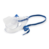Respiratory Masks Oxygen Masks: McKesson - Aerosol Face Mask Elongated Pediatric One Size Fits Most Adjustable Elastic Head Strap