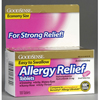 soaps and hand sanitizers: Geiss, Destin & Dunn - Allergy Relief GoodSense 25 mg Strength Tablet 100 per Bottle