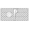 Nu-Hope Laboratories Nu-Form™ Hernia Belt, 1/EA MON 479002EA