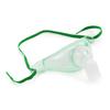 McKesson Aerosol Trach Mask Collar Adult One Size Fits Most Adjustable Neck Strap MON 32653901