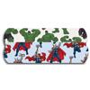 Dukal Adhesive Strip Stat Strip® .75 x 3 Plastic Rectangle Kid Design (Hulk and Thor) Sterile, 100/BX MON 32902012