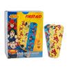 Dukal Adhesive Strip Stat Strip® .75 x 3 Plastic Rectangle Kid Design (Superman / Wonder Woman) Sterile, 100/BX MON 32942012