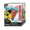 Dukal Adhesive Strip Stat Strip® 3/4 x 3 Plastic Rectangle Kid Design (Transformers) Sterile, 100/BX MON 33102012