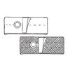 Nu-Hope Laboratories Nu-Form™ Hernia Belt, 1/EA MON 775185EA
