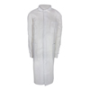 work wear: McKesson - Lab Coat White 2 X-Large Long Sleeve Mid Length