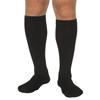 Scott Specialties Diabetic Compression Socks Over the Calf Medium Black Closed Toe MON 875261PR