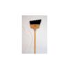 Saalfeld Redistribution Stiff Angled Broom Big-Qik® 13 Inch Clear, 6EA/CS MON 34084100