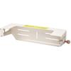 BD Sharps Container Bracket Locking Wall Powder Coated Sheet Metal MON 34092800