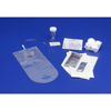 Medtronic Intermittent Catheter Tray Curity Closed System/Urethral 14 Fr. w/o Balloon Red Rubber MON 34101900