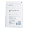 "Wound Care: McKesson - Non-Adherent Dressing Medi-Pak Performance Nylon / Polyester Blend 3"" x 4"" Sterile"