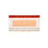 Ferris Mfg Foam Dressing PolyMem 4 x 12.5 Square 2 x 10 Pad Sterile MON 34222101