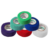 Andover Coated Products Co-Flex® Cohesive Bandage 1-1/2 x 5 Yd. Standard Compression, Self-adherent Closure, 48/CS MON 34502000