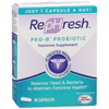 Church & Dwight Probiotic Dietary Supplement RepHresh Pro-B 30 per Box Capsule, 30/BT MON 1106287BT