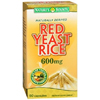 US Nutrition Red Yeast Rice Supplement Natures Bounty 600 mg Strength Capsule, 60 per Bottle MON 34862700