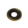Ring Panel Link Filters Economy: Sunset Healthcare - Brass Washer,