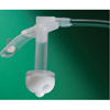 Bard Medical Button Decompression Tube Bard 18 Fr. 1.7 cm Silicone NonSterile MON 35014600