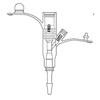 Halyard Universal Feeding Adapter MIC 14 Fr. MON 35144600