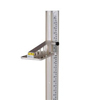 Health O Meter Height Rod Health O Meter Wall Mount, Lightweight, Portable Model 402 Series Scale MON 35363700