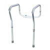 Apex-Carex Toilet Safety Frame 27.5 to 31.5 White 300 lbs. MON 35403500