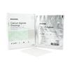 McKesson Calcium Alginate Dressing with Antimicrobial Silver 4 x 4.75 Rectangle Sterile MON 35582100