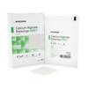 McKesson Calcium Alginate Dressing 2 x 2 Square Calcium Alginate Sterile MON 35612100