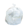 Saalfeld Redistribution Trash Can Liner Natural 60 Gallon 38 X 58 Inch, 25EA/RL 8RL/CS MON 35614100