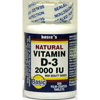 Basic Drug Vitamin D3 Supplement, 200 per Bottle MON 35732700
