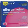 McKesson sunmark® Allergy Relief (3571015), 24/BX MON 35752700