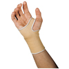 Scott Specialties Wrist Support Cotton / Elastic Left or Right Hand Beige Small MON 36133000
