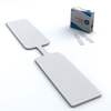 Dynarex Adhesive Strip .5 x 2.75 Plastic Butterfly White Sterile MON 36162000