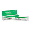 Vitamins OTC Meds Pain Relieving Rub: Clay Park Laboratories - Pain Reliever Muscle Rub Cream 3 oz. 3 oz.