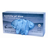 Gloves Latex Gloves: Cypress - syntrile® pf blue NS Nitrile Fully Textured Blue Latex Large, 100EA/BX