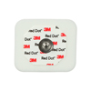 3M Red Dot™ NonRadiolucent ECG Monitoring Electrodes (2560) MON 368360CS