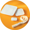Coloplast Alginate Dressing Seasorb Soft® Square 4