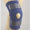 BSN Medical Knee Stabilizer SAFE-T-SPORT Small Loop Lock Straps 14 to 15 Circumference Left or Right Knee MON 37103000