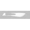 Aspen Surgical Products Scalpel Blade BD Bard-Parker Size 15 Carbon Steel MON 199991CS