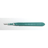 Aspen Surgical Products Scalpel Blade BD Bard-Parker Size 15 Stainless Steel Surgical Grade MON 10644CS