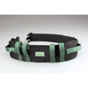 Posey Gait Belt 55 Inch Green, Black Nylon MON 37653000