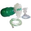 McKesson Resuscitator Disp Lf W/Ma 6EA/CS MON 38243906