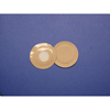 Austin Medical Products Stoma Cap 2-1/8 Inch, 7/8 Inch Round Center Opening, Style DE, 50 EA/BX MON 688866BX