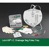Bard Medical Indwelling Catheter Tray Lubri-Sil 2-Way Foley 16 Fr. 5 cc Balloon Hydrogel Coated Silicone MON 38491900