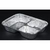 Durable Foil™ Partitioned Foil Container (210-35-L200H), 200 EA/PK MON 38511200