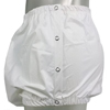 First Quality Unisex Protective Underwear, Snap Closure, Cotton, 3XL MON 49378600
