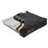 Crown Therapeutics Seat Cushion ROHO® Hybrid Elite® 18 X 18 X 4 Inch Neoprene Rubber / Foam MON 38774300