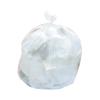 Saalfeld Redistribution Trash Can Liner Natural 60 Gallon 38 X 58 Inch, 150EA/CS MON 38864100