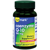 McKesson sunmark® Coenzyme Q-10 Supplement, 30 EA/BT MON 39162700