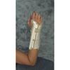 Scott Specialties Wrist Brace Deluxe® Nylon / Foam Left Hand Beige Large MON 39893000