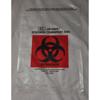 McKesson Specimen Transport Bag 6 X 9 Inch Biohazard Symbol Reclosable Seal, 1000EA/CS MON 39971100